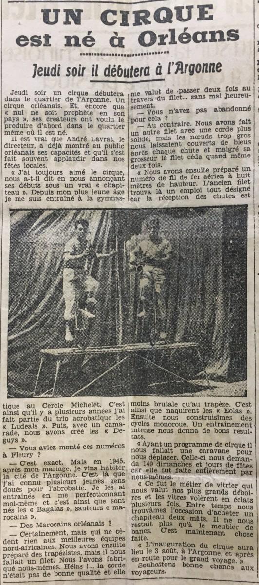 Un-cirque-est-né-à-lArgonne-La-République-du-Centre-2-août-1950
