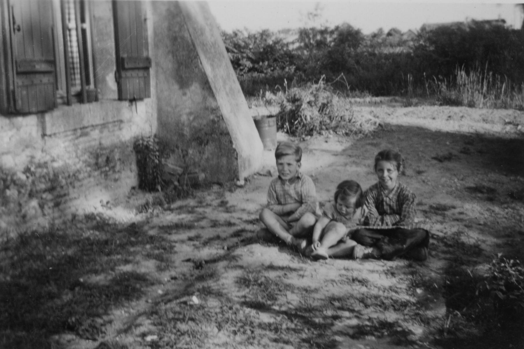 Kiki-Chouchou-et-non-Id-Saran-1955-GC